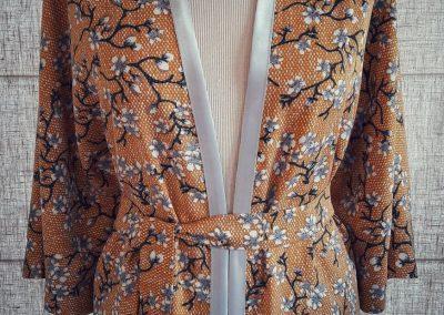 Kimono Flo Ackermans x Louisa Jade