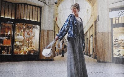 Louisa Jade dans le Magazine Femmes d'Aujourd'hui!